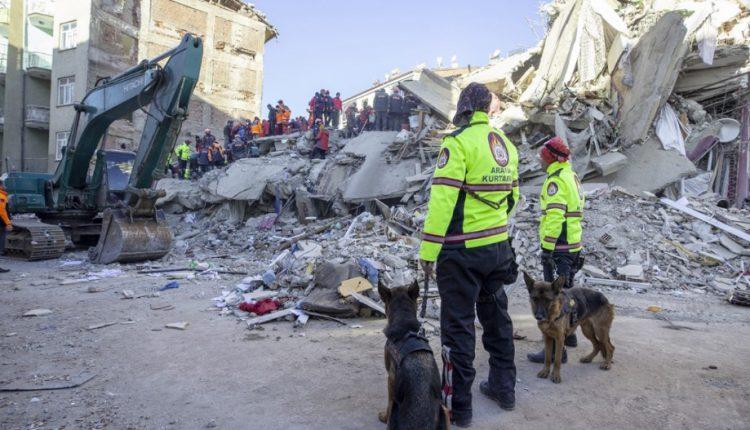 Nachrichten Türkei Erdbeben